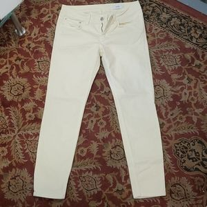 Closed Baker jeans Pale Yellow